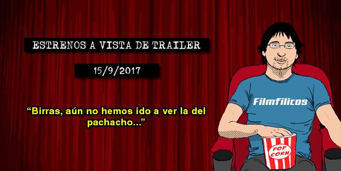 Estrenos (15/9/2017)