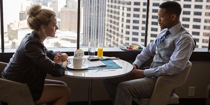 Película Focus con Margot Robbie y Will Smith