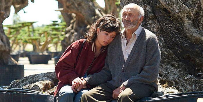 Crítica película El olivo