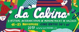 La Cabina - X edición del Festival Internacional de Mediometrajes de Valencia