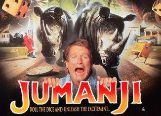 Crítica película Jumanji (1995)