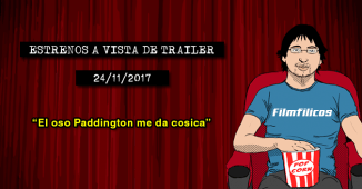 Estrenos de cine (24/11/2017)