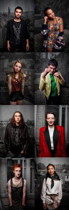Personajes de Skins. Tercera generación