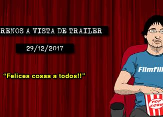 Estrenos de cine (29/12/2017)