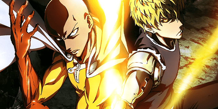 Serie Anime One-Punch Man