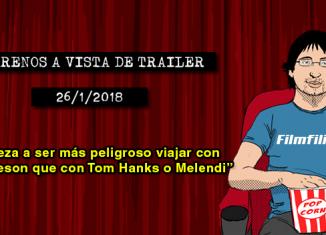 Estrenos de cine (26/1/2018)