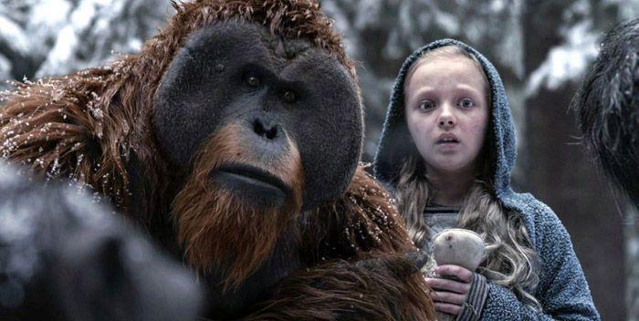 la guerra del planeta de los simios++