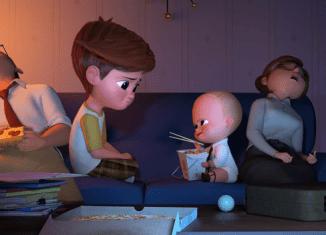 Crítica de la película de animación El bebé jefazo