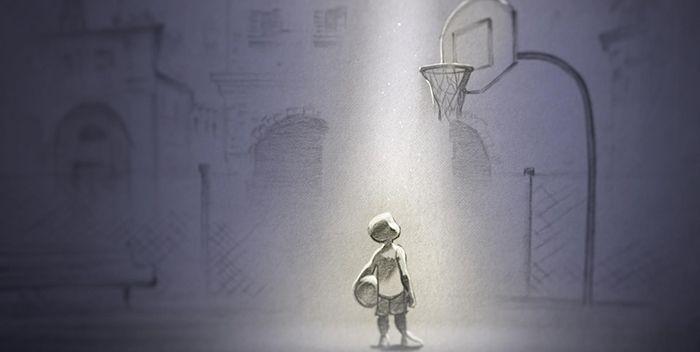 Cortometraje Dear Basketball