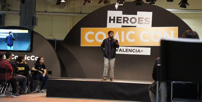 Heroes Comic Con València 3