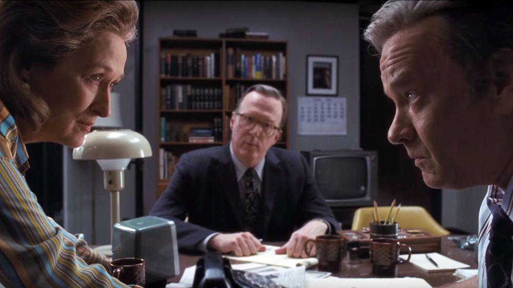Los archivos del Pentagono - Filmfilicos blog de cine