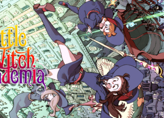 Crítica película Little Witch Academia