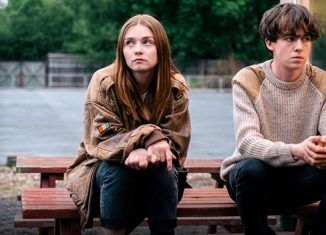 Reseña serie The end of the f***ing world