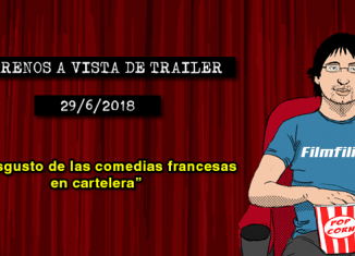 Estrenos de cine (29/6/2018)