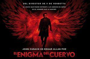 """Critica de la película """"EL enigma del cuervo"""""""
