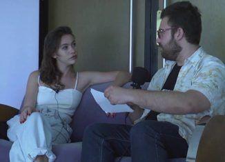 Entrevista a Greta Fernández - 33 Cinema Jove
