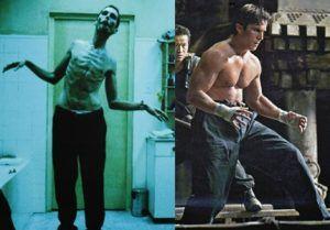 Christian Bale, El maquinista.
