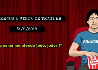Estrenos de cine (31/8/2018)