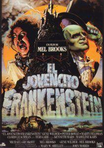 El jovencito Frankenstein - Filmfilicos Blog de cine