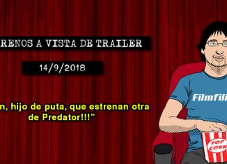 Estrenos de cine (14/9/2018)
