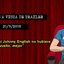 Estrenos de cine (21/9/2018)