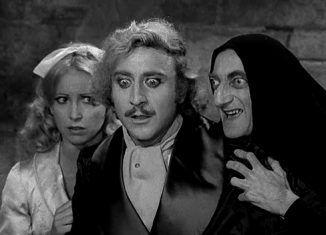 El jovencito Frankenstein - Filmfilicos