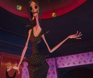 La otra madre. Coraline