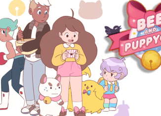 Serie Bee and Puppycat | Filmfilicos