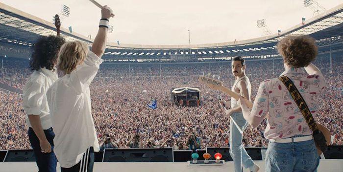 Película Bohemian Rhapsody