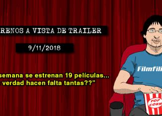 Estrenos de cine (9/11/2018)