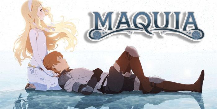 Maquia: Una historia de amor inmortal