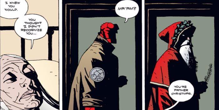 Hellboy A Xmas Underground