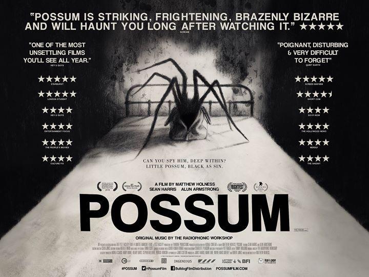Película Possum portada