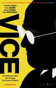Vice (El vicio del poder) - Filmfilicos Blog de cine