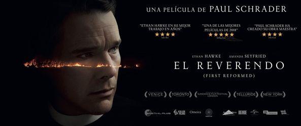 El reverendo, película 2017