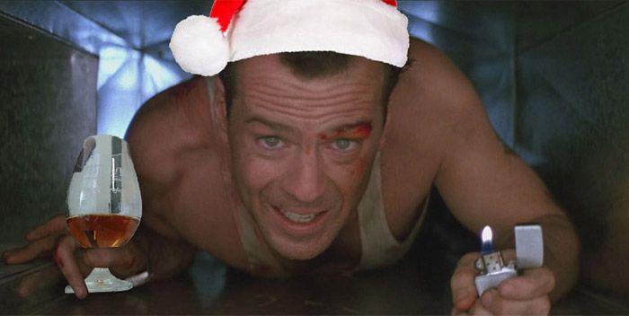 Jungla de navidad - Sobrevivir a la navidad