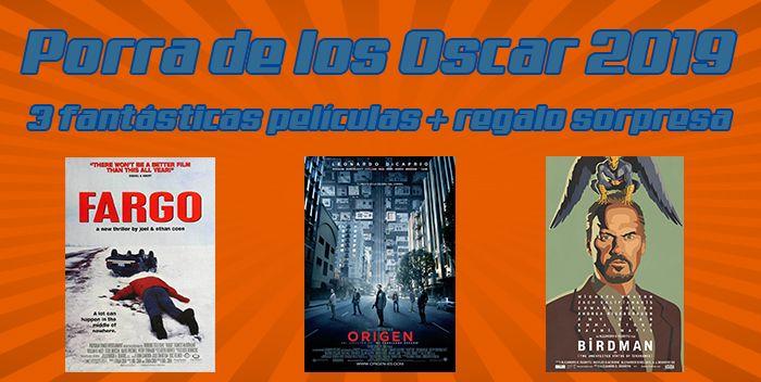 Porra de los Oscars 2019 | Filmfilicos, blog de cine