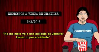 Estrenos de cine (8/2/2019)