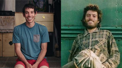 Free Solo - Alex Honnold - Christopher McCandless