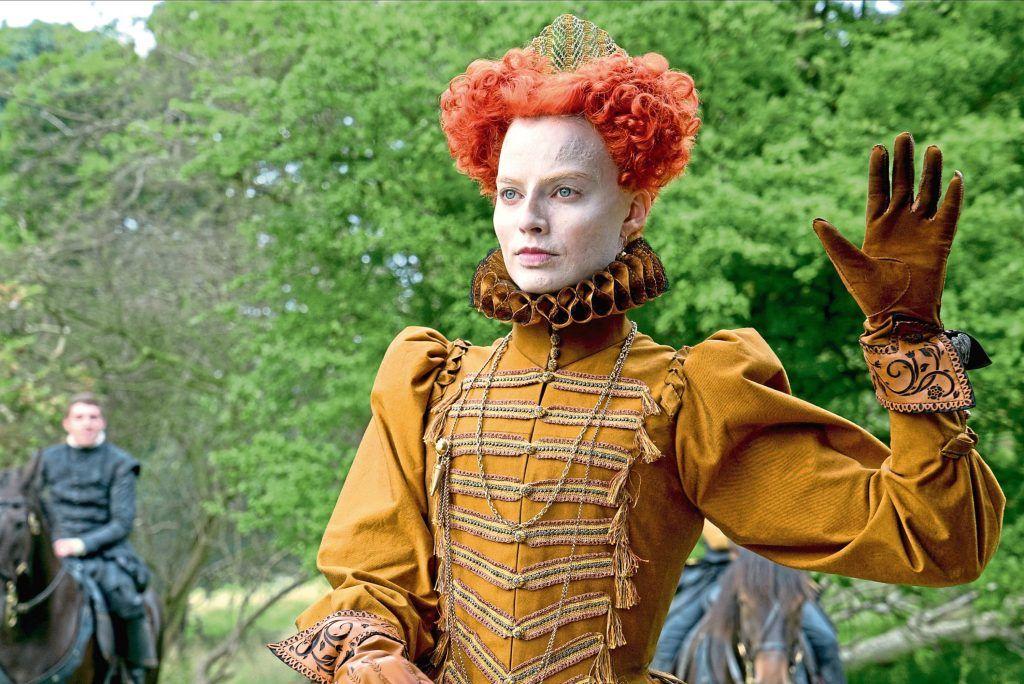 María Reina de Escocia - Filmfilicos Blog de cine