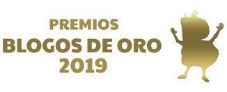 Ganadores Blogos de Oro 2019