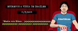 Estrenos de cine (15/3/2019)