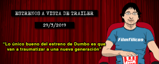 Estrenos de cine (29/3/2019)