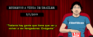 Estrenos de cine (3/5/2019)