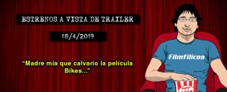 Estrenos de cine (18/4/2019)