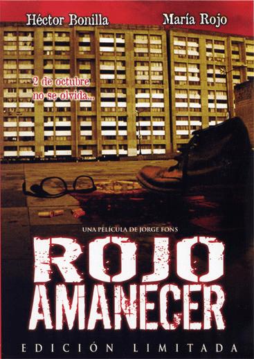 Película mexicana, Rojo Amanecer.