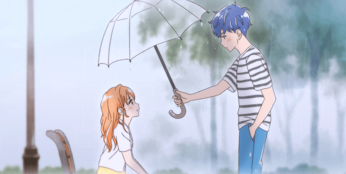 Un Dia Antes De Nosotros Serie Anime Filmfilicos Blog De Cine
