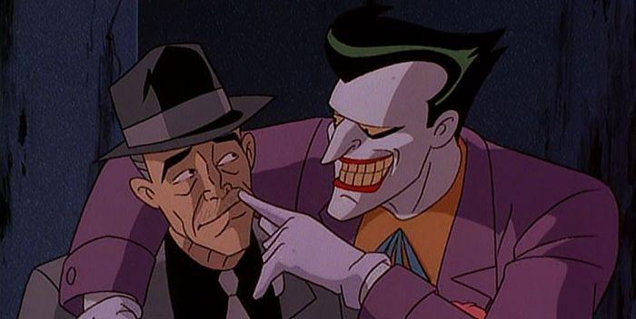 Batman la mascara del Fantasma
