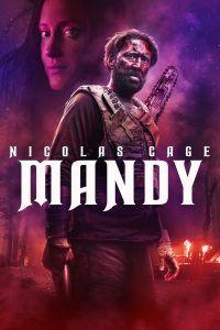 Poster Mandy_2018. Filmfilicos blog de cine.