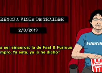 Estrenos de cine (2/8/2019)